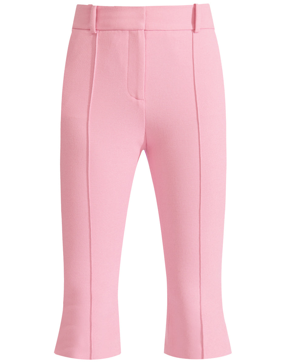 Ward Pedal-Pusher Pants - Pink