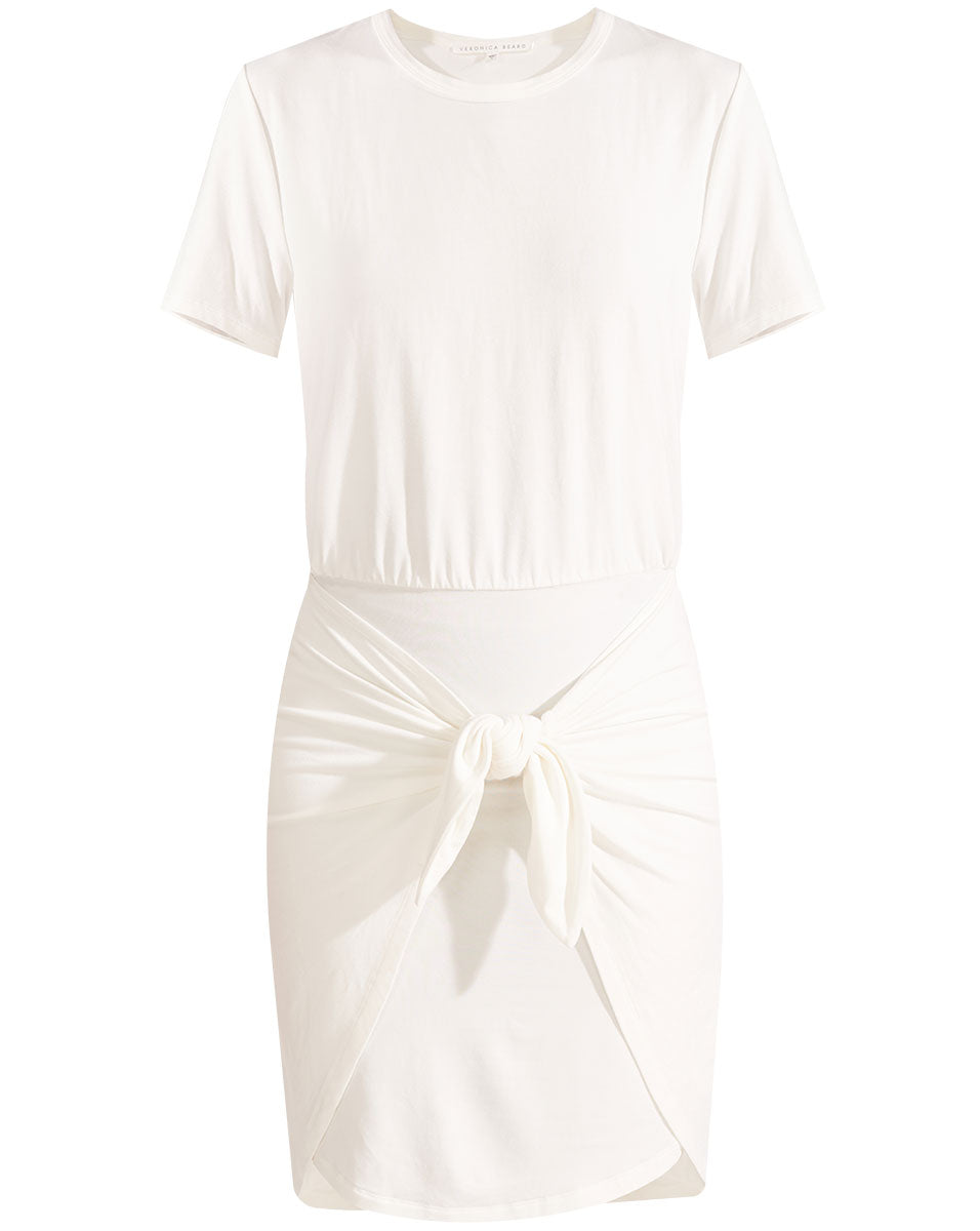Bernice Cover-Up Dress - White