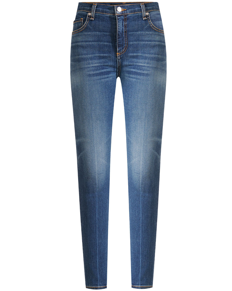 Kate High-Rise Skinny - Nantucket