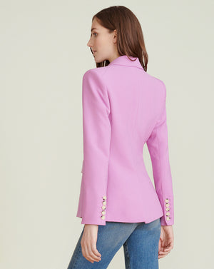 Miller Dickey Jacket - Orchid