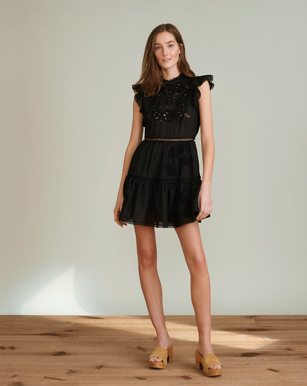 Sahara Dress - Black
