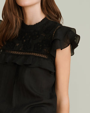 Abdula Top - Black