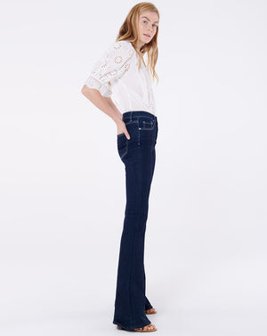 Beverly High-Rise Skinny Flare