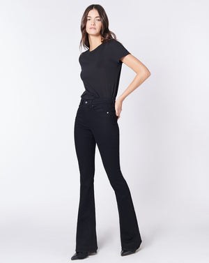 Beverly High-Rise Skinny Flare Jean