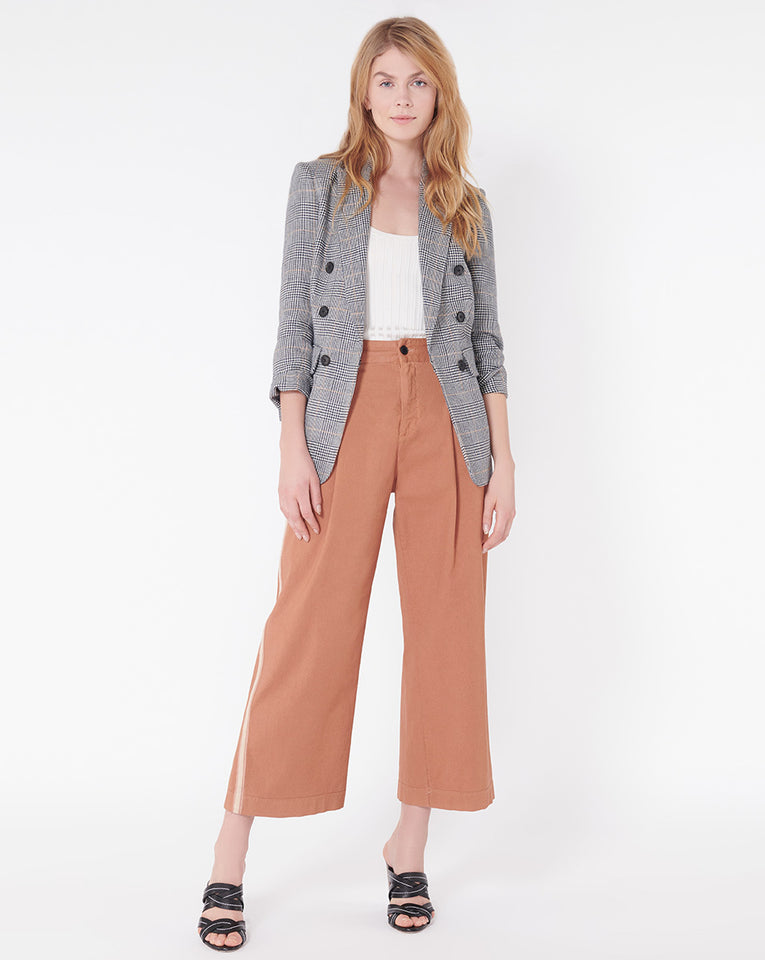 Ryder Pleat Front Pant