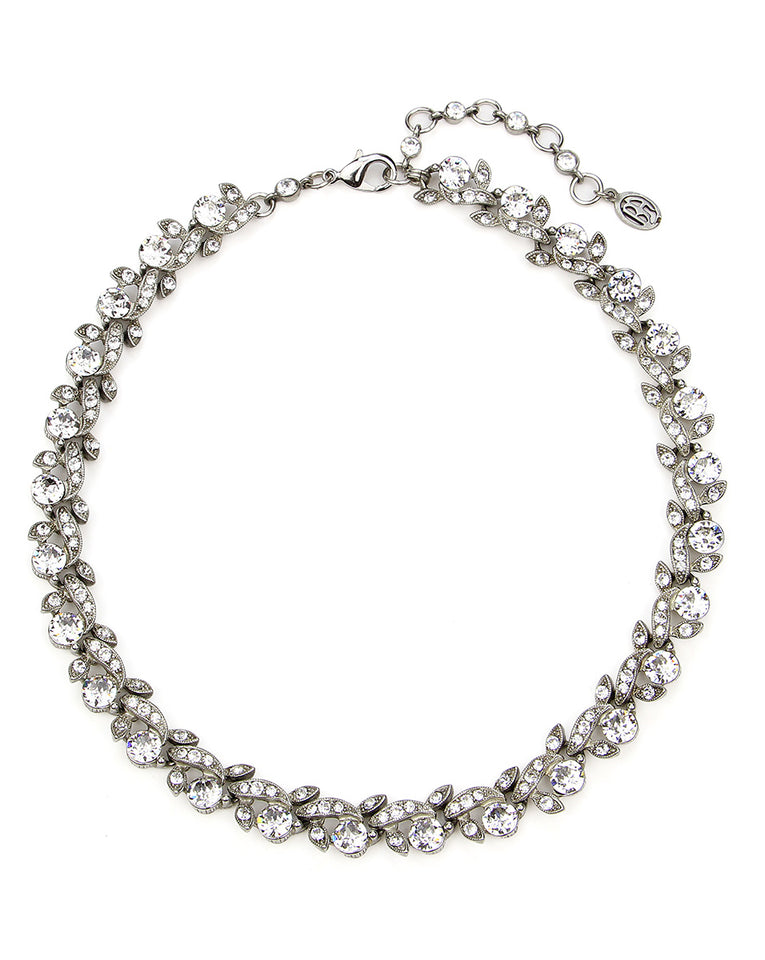 Crystal Necklace - Crystal