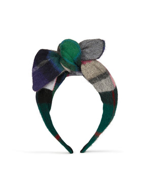 Scotty Wool Headband - Multi