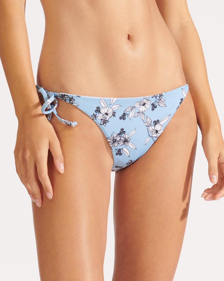 Gavitella Bottom - Blue Multi