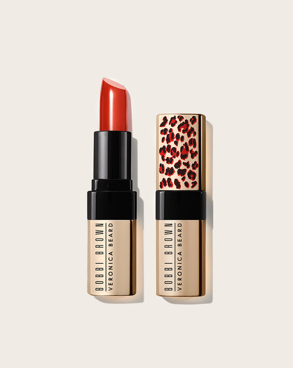 Veronica Beard x Bobbi Brown Luxe Lip Color in Sunset Orange - Orange