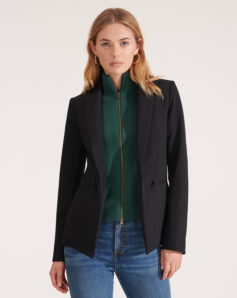 Cashmere Uptown Dickey - Green