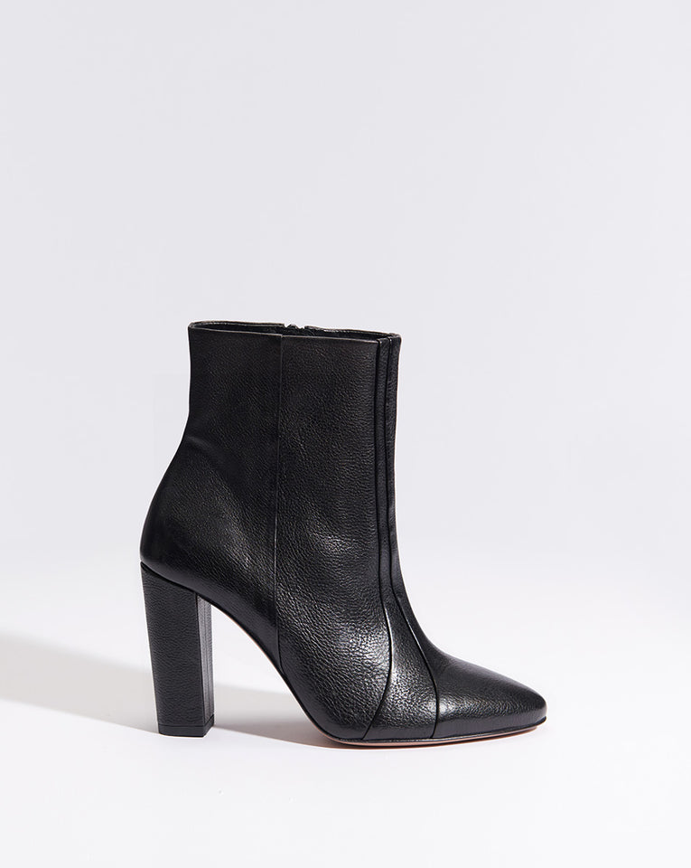 Marla Tumbled Calf - Black