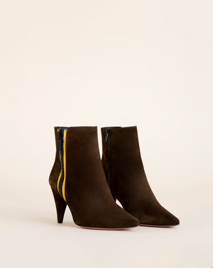 Roxie Bootie - Military