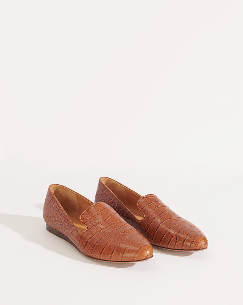 Griffin Loafer - Honey