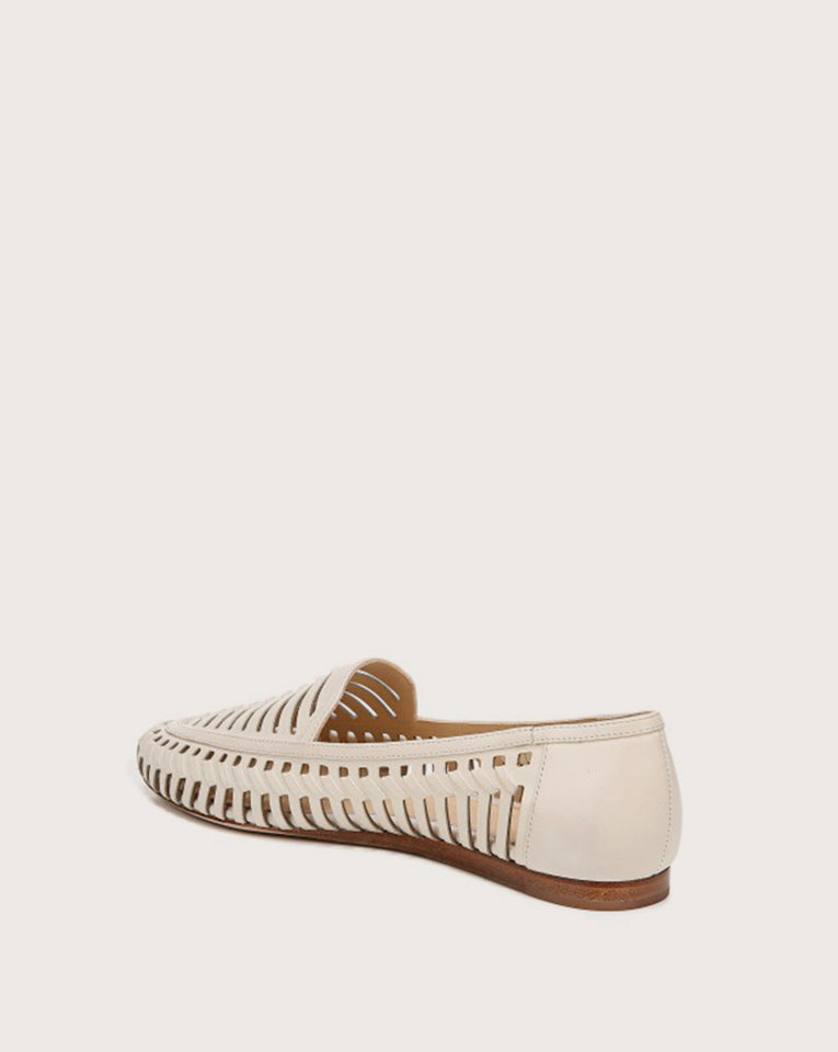 Greece Loafer - White