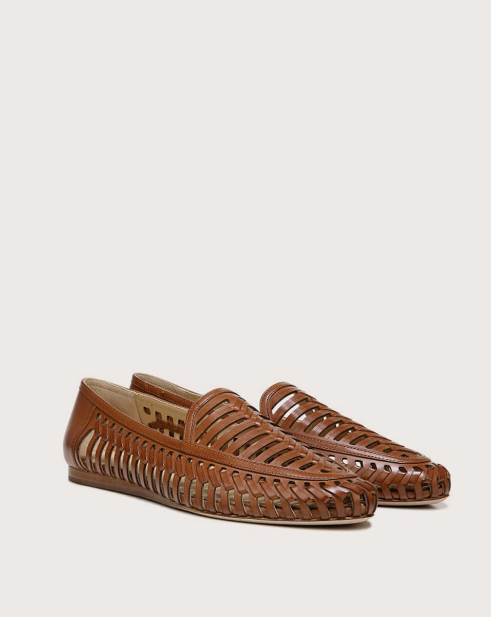 Greece Loafer - Pecan