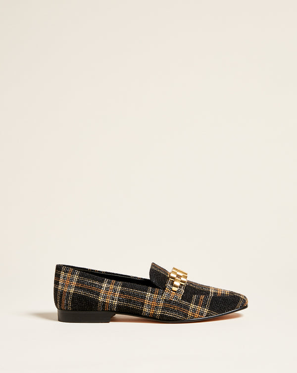 Alire Loafer - Black Multi
