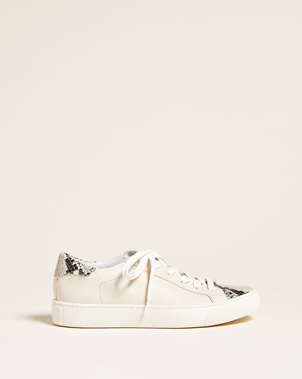 Bibi Sneaker - Natural/White