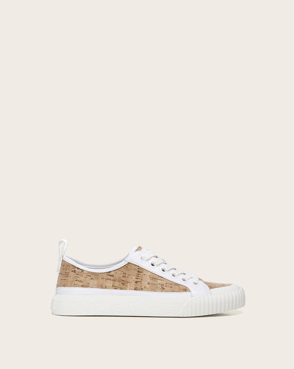 Parise Cork Sneaker - Natural