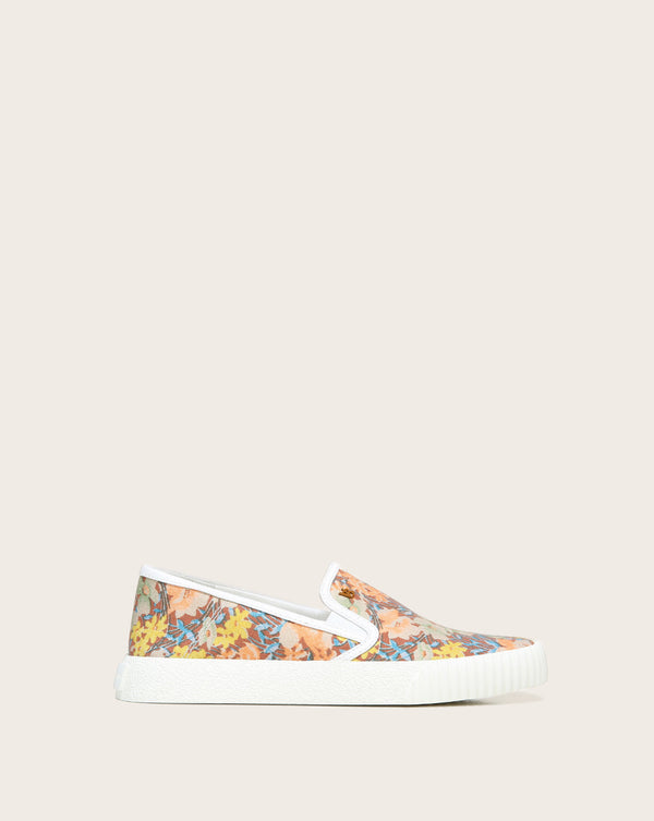 Panelle Slip-On Sneaker - Floral Multi