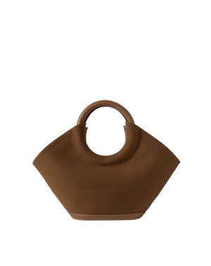 Cabassa Canvas Tote - Tan