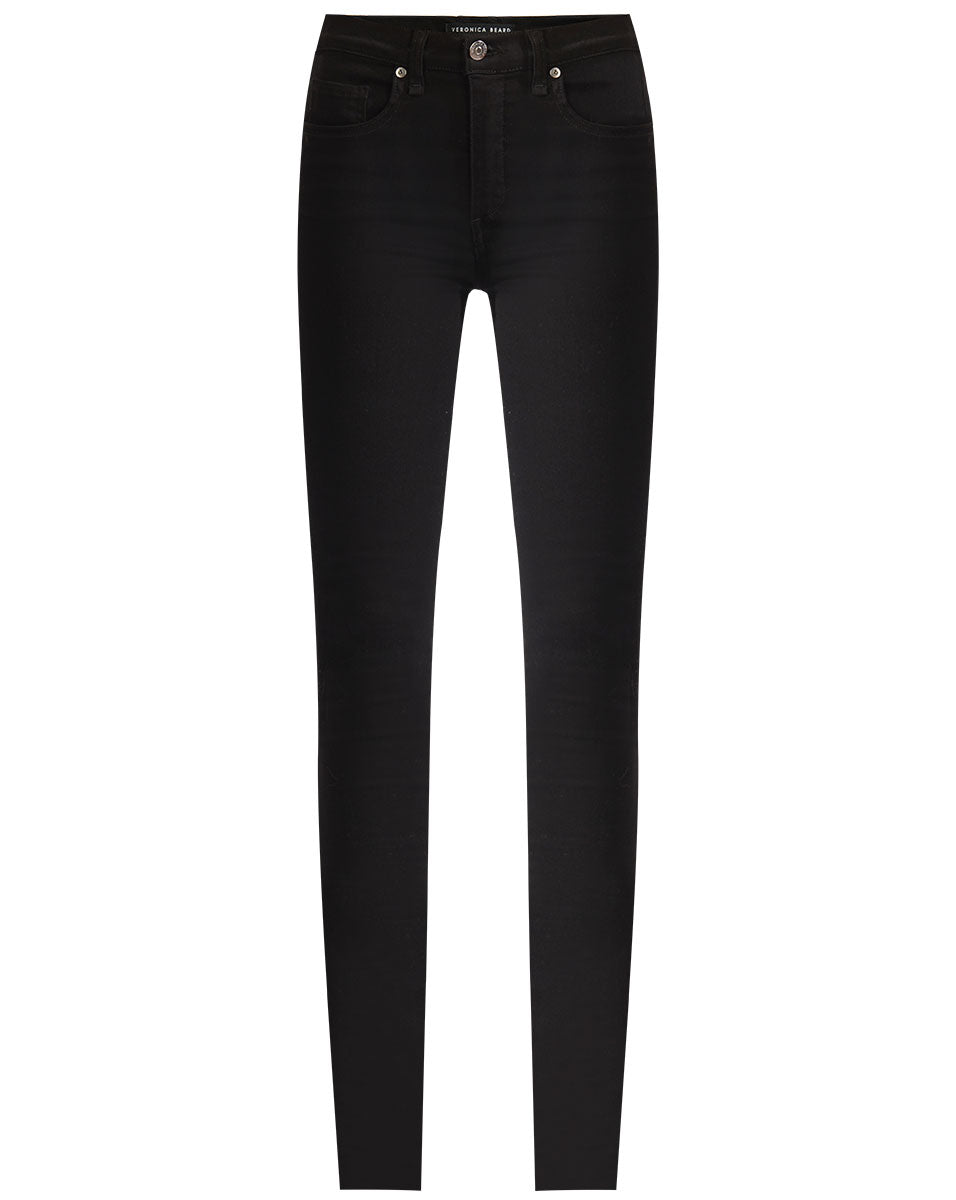 Kate High-Rise Skinny - Raven