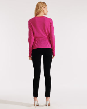 Kate High Rise Skinny - Black
