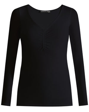 Bacall Top - Black