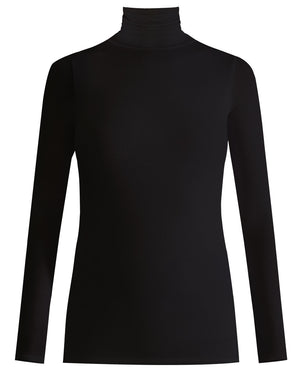 Wyeth Turtleneck - Black
