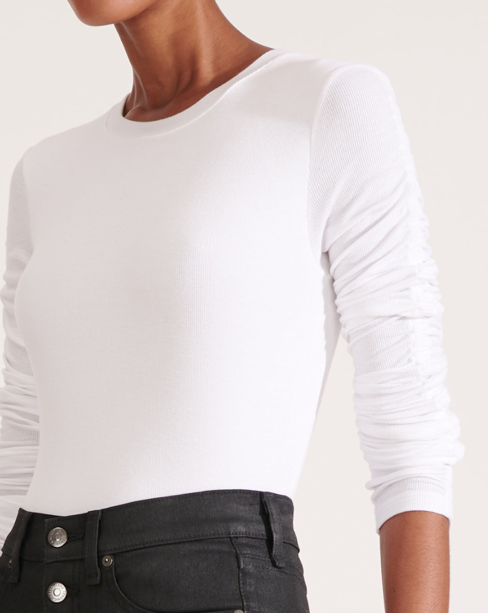 Clement Top - White