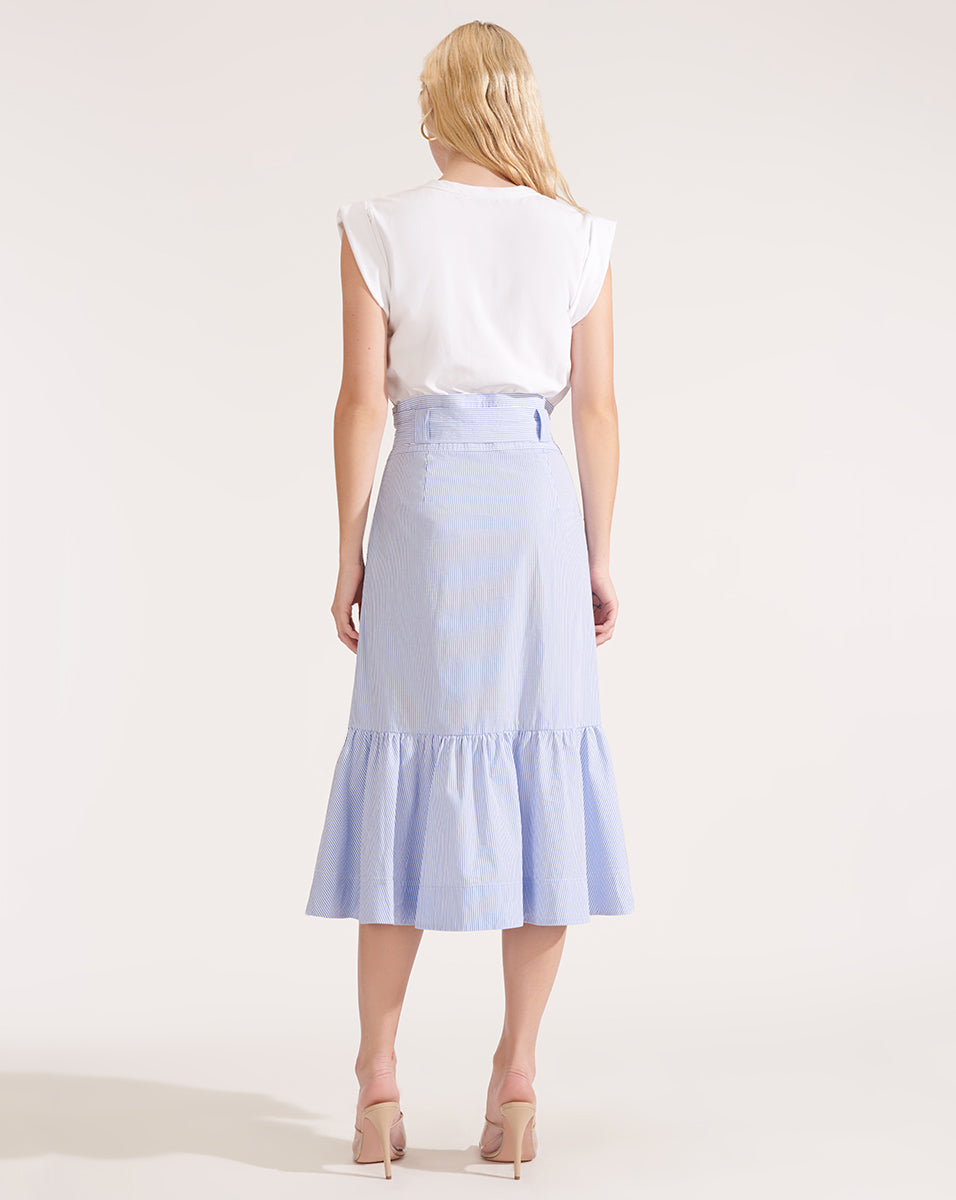 Capri Dress - White