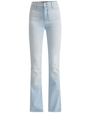 Florence High-Rise Flare Jean - Aire