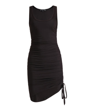 Dimitri Tank Dress - Black