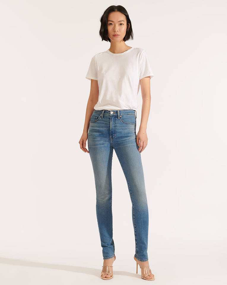 Kate High-Rise Skinny Jean - Beacon