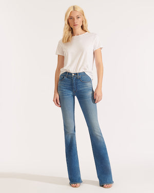 Beverly High Rise Skinny Flare - Beacon