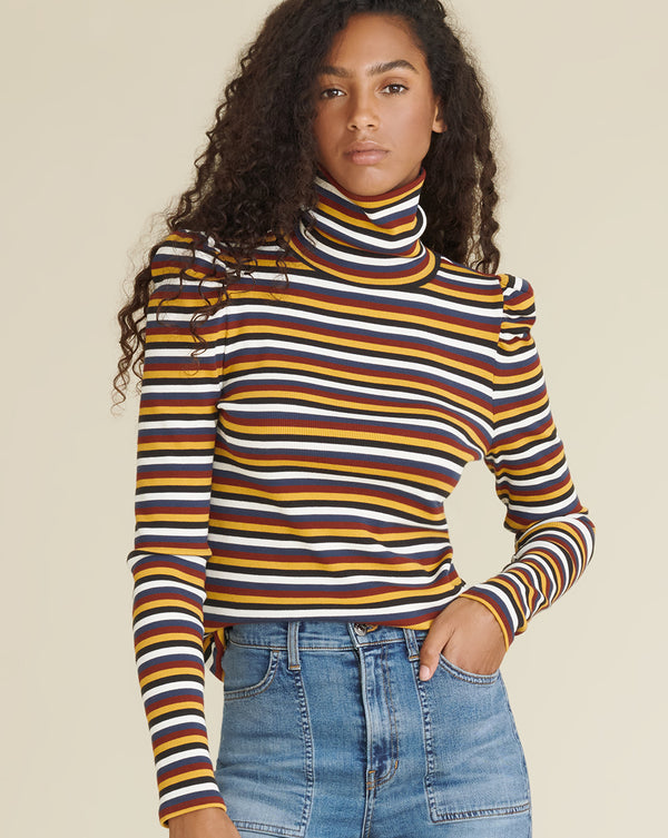 Cedar Turtleneck - Multi