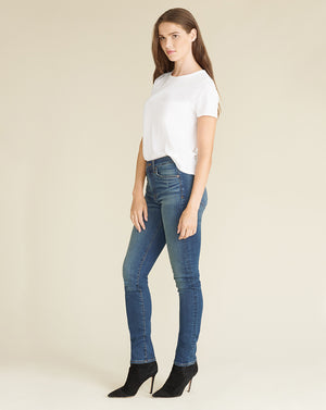 Debbie High Rise Skinny - Apollo