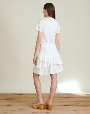 Noha Minidress - White