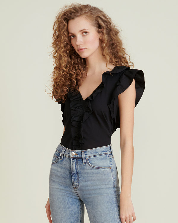 Stacie Top - Black