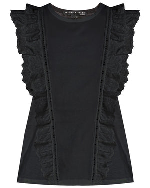 Arion Muscle Tee - Black