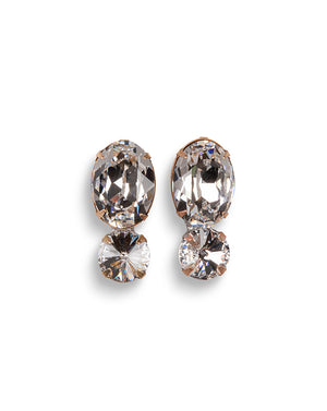 Charissa Earring - Crystal