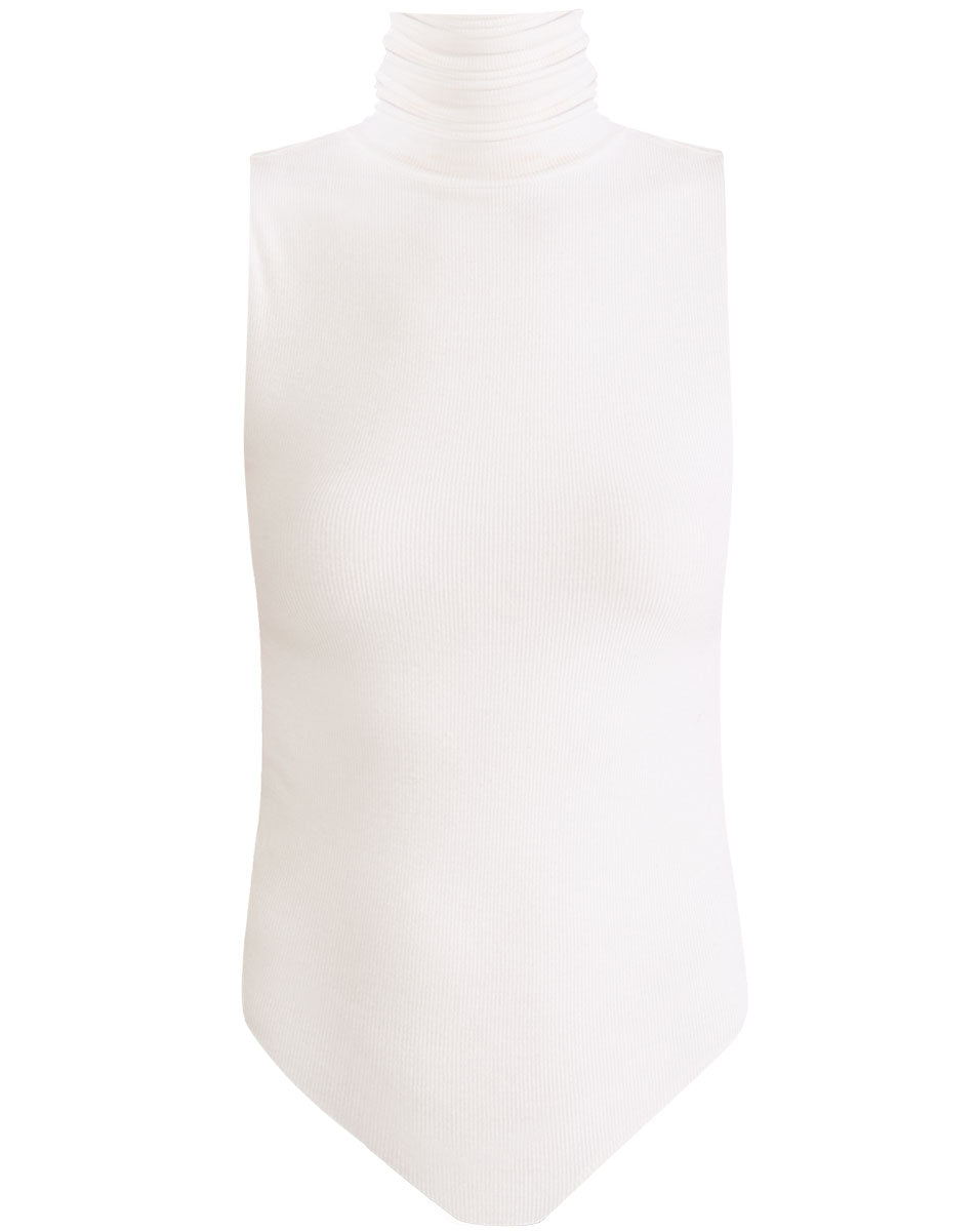Zea Bodysuit - White