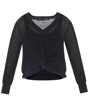 Soren Sweater - Black