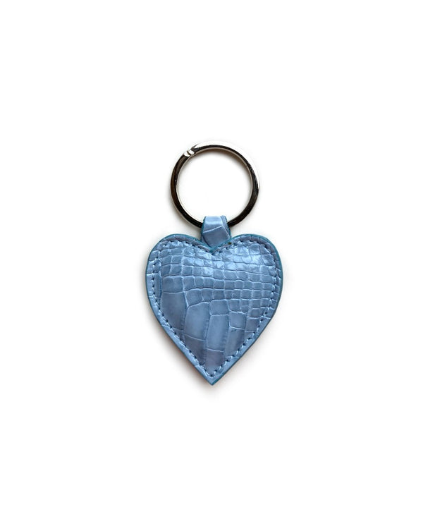 The Love Keychain - Light Blue