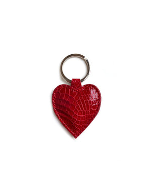 The Love Keychain - Red