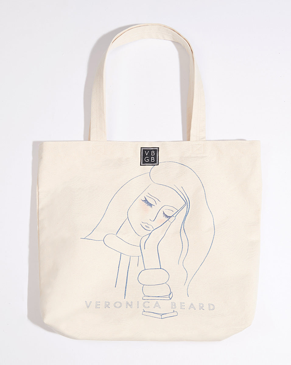 VBGB Tote Bag - Blue Multi
