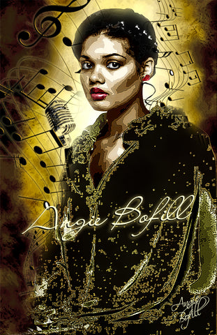 "Angela ""Angie"" Bofill D-1"