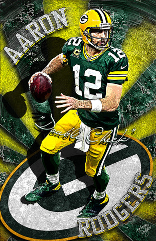 "Aaron Rodgers ""Tribute"" D-2"