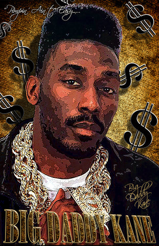 "Big Daddy Kane ""Tribute"" D-2"