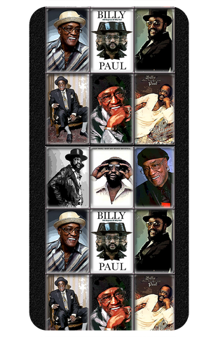 "Billy Paul ""Collage"" D-3"