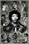 "Jimi Hendrix ""ReFlection"" D-17"